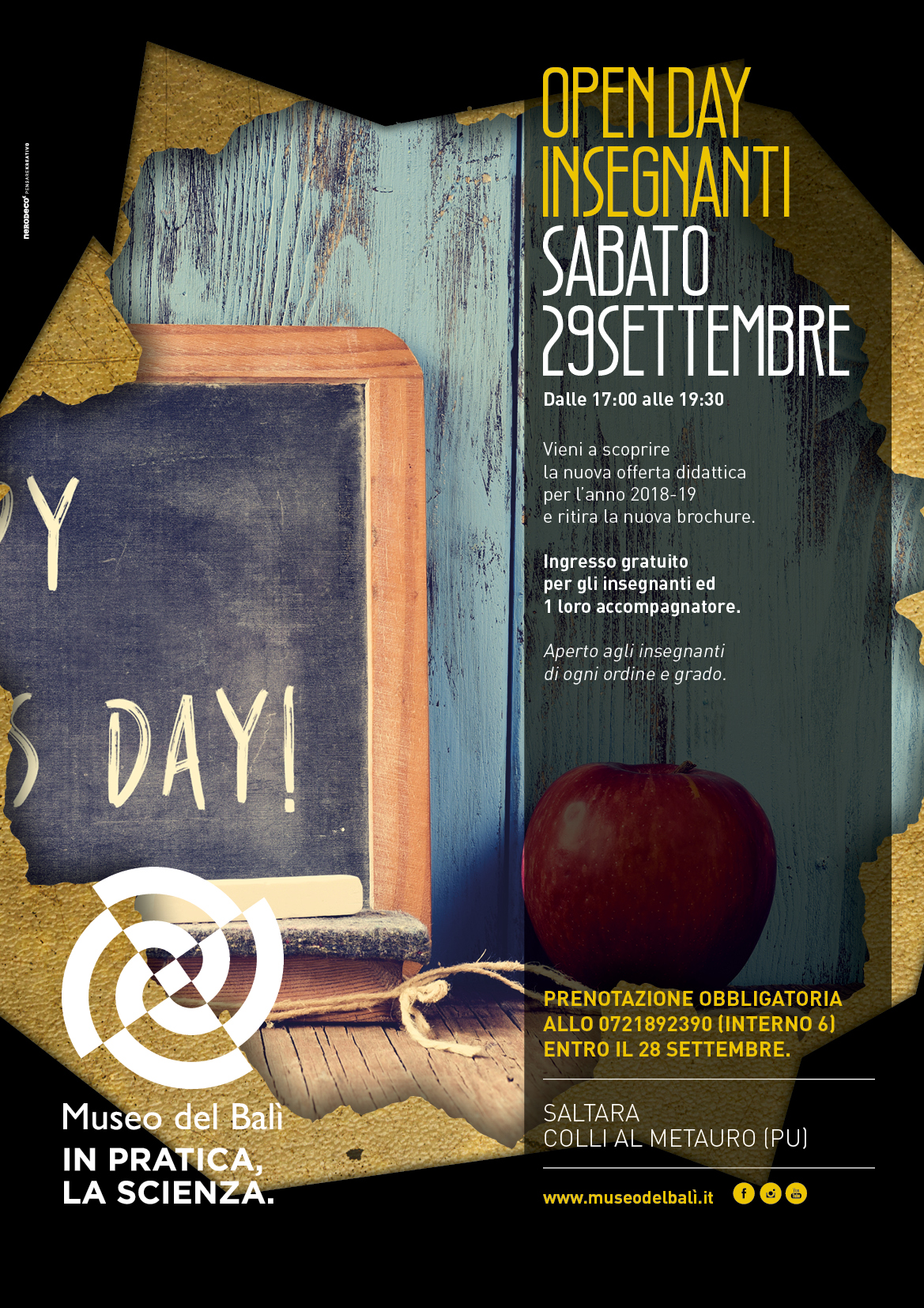 open-day docenti 2018-19